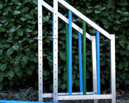 Alu-Hürden von Schauwecker