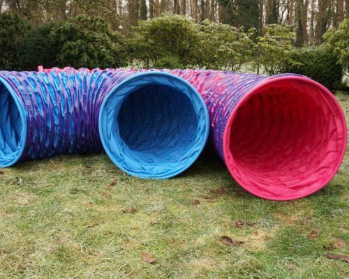 Tunnel der Marke G&K-Vertrieb = 360 ° Vollgrip & Colour
